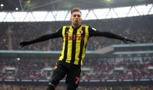 AC Milan sporting director Leonardo is reportedly in constant contact with Gerard Deulofeu's agent and Watford over a 40m euros swoop.
