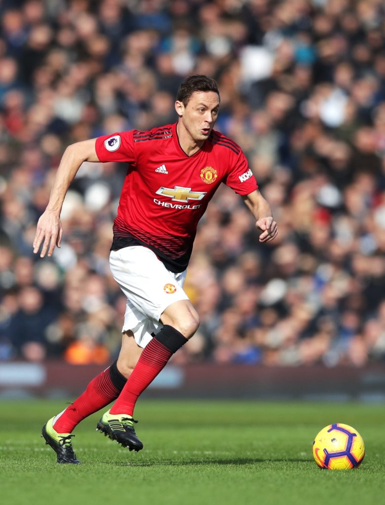 Nemanja Matic and Alexis Sanchez could return to Premier League action for Manchester United at Everton on Sunday.