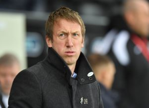Swansea manager Graham Potter will assess a 'few bumps and bruises' in his dressing room before the home game with Middlesbrough.