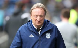 Cardiff boss Neil Warnock declared the great escape is back on after securing a vital 2-0 win at fellow strugglers Brighton.