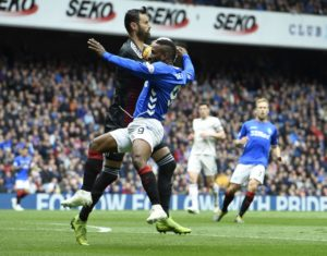 Rangers pair Jermain Defoe and Nikola Katic will not face punishment following incidents during Sunday's win over Aberdeen.