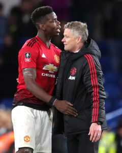 Ole Gunnar Solskjaer is convinced Paul Pogba has a 'big, big part' to play at Manchester United despite his remarks about Real Madrid.