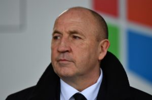 John Coleman was full of praise for his Accrington side as they moved five points clear of the relegation zone with a 2-1 win at play-off chasing Doncaster.