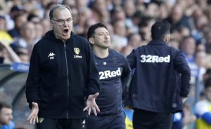 Manager Marcelo Bielsa says he has no explanation for Leeds' shock 2-1 defeat at home to Wigan.