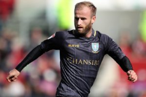 Barry Bannan is an injury doubt for Sheffield Wednesday ahead of their Championship clash with Nottingham Forest.