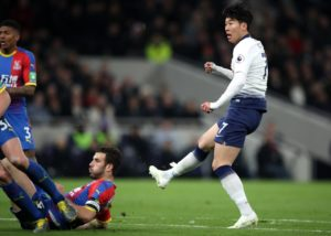 Son Heung-min insists Tottenham are solely focused on Tuesday's Champions League clash with Manchester City and not upcoming fixtures.