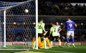 Sheffield United's automatic promotion hopes suffered a significant blow after they were held at Birmingham.