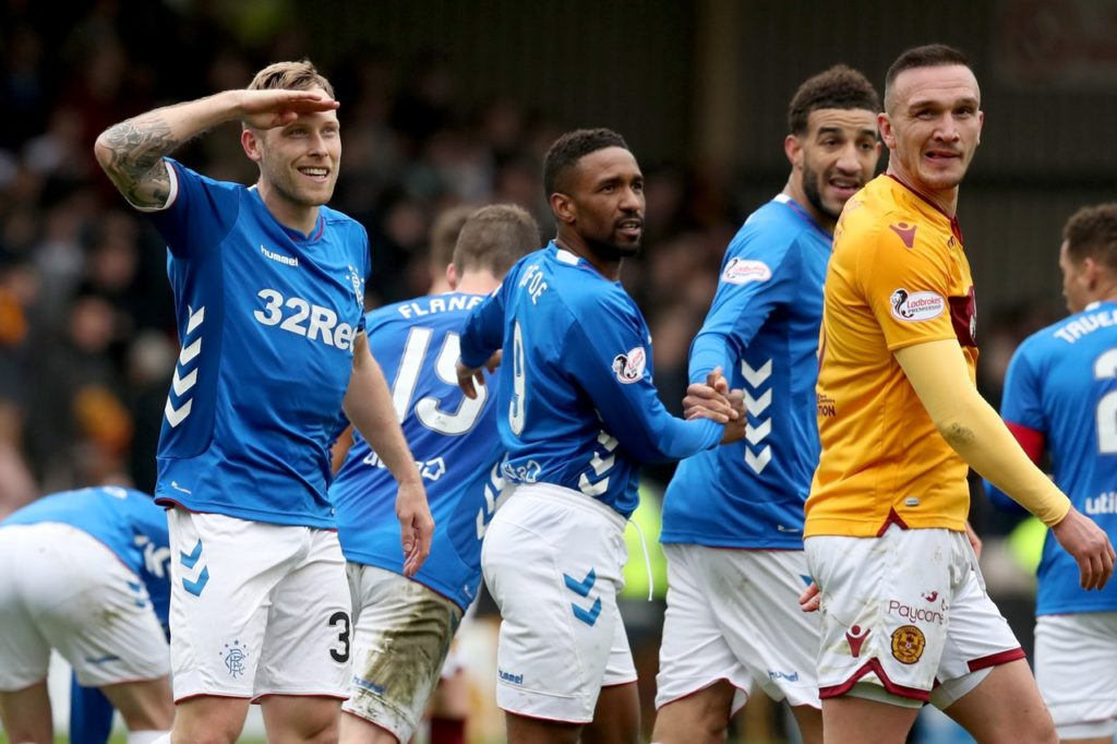 Rangers star Scott Arfield believes he can help the club win some silverware in the coming years under boss Steven Gerrard.