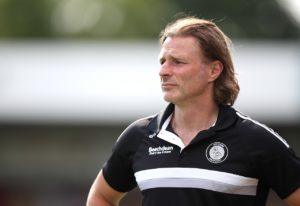 Wycombe manager Gareth Ainsworth will consider making changes to his team to revive their season when they host Portsmouth in League One.