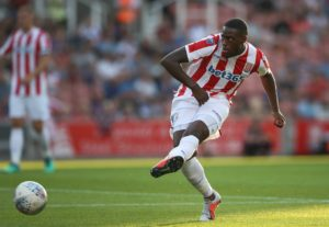 Stoke will be without suspended defensive duo Tom Edwards and Bruno Martins Indi for the visit of relegation battlers Rotherham.