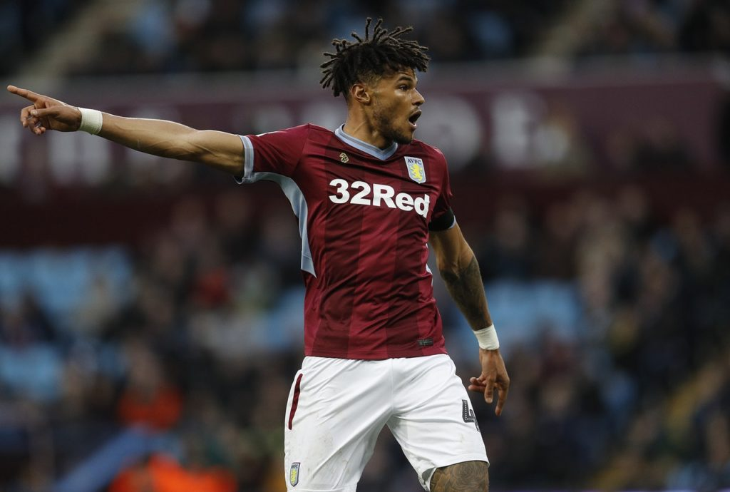 Aston Villa are without the suspended Tyrone Mings for the visit of Bristol City.