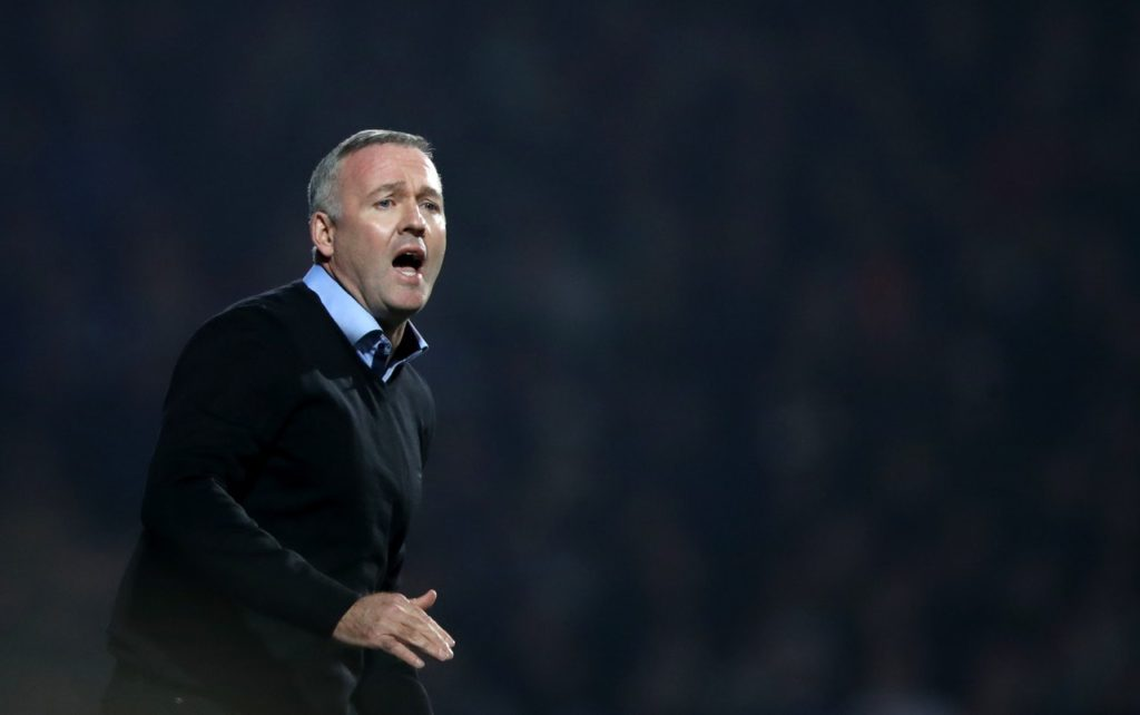 Ipswich boss Paul Lambert will again check on several players as the Championship's bottom side look to stave off relegation.