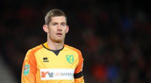 Norwich goalkeeper Michael McGovern has signed a contract extension until June 2021.