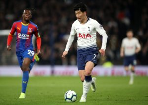 Tottenham ace Son Heung-min says the new stadium and clubs supporters can prove to be the difference against Manchester City.