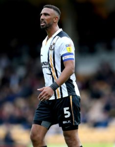 Port Vale will be without the suspended Leon Legge for their derby with Crewe.