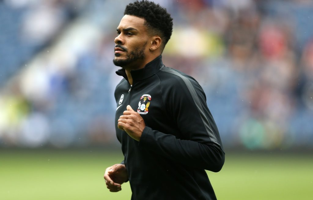 Jordan Willis could be in contention for a return to the Coventry starting line up against Shrewsbury.