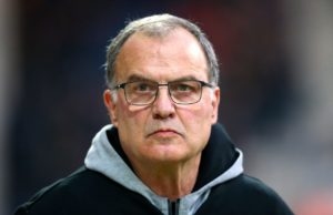 Marcelo Bielsa is refusing to get carried away after Leeds beat Sheffield Wednesday 1-0 to move a step nearer to promotion.