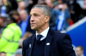 Chris Hughton isn't wasting time worrying about players lacking confidence as he focuses on getting the tactics right for the run-in.