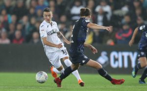 Bersant Celina is available as Swansea seek to keep their Sky Bet Championship play-off hopes alive at home to Hull.