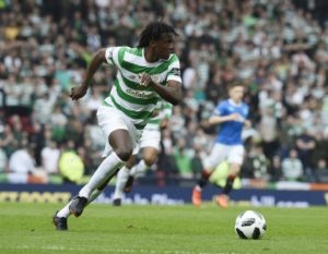 Bundesliga outfit Hertha Berlin are close to agreeing terms with Celtic defender Dedryck Boyata, according to reports.