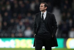 Derby manager Frank Lampard was far from downhearted following a battling 2-2 draw at Birmingham as he relished a welcome hard-earned point.