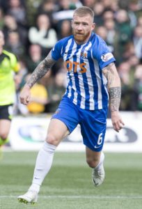 Alan Power returns to the Kilmarnock squad for the Ladbrokes Premiership clahs with St Johnstoneat Rugby Park.