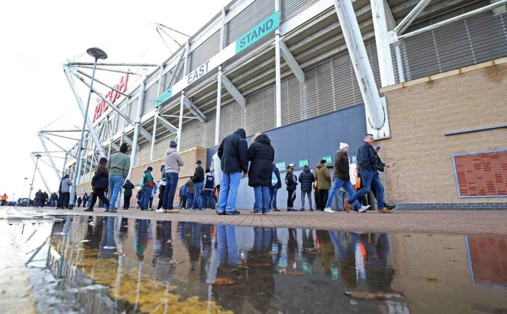 The threat of expulsion still hangs over Coventry as the English Football League awaits confirmation of where the club will play home matches next season.
