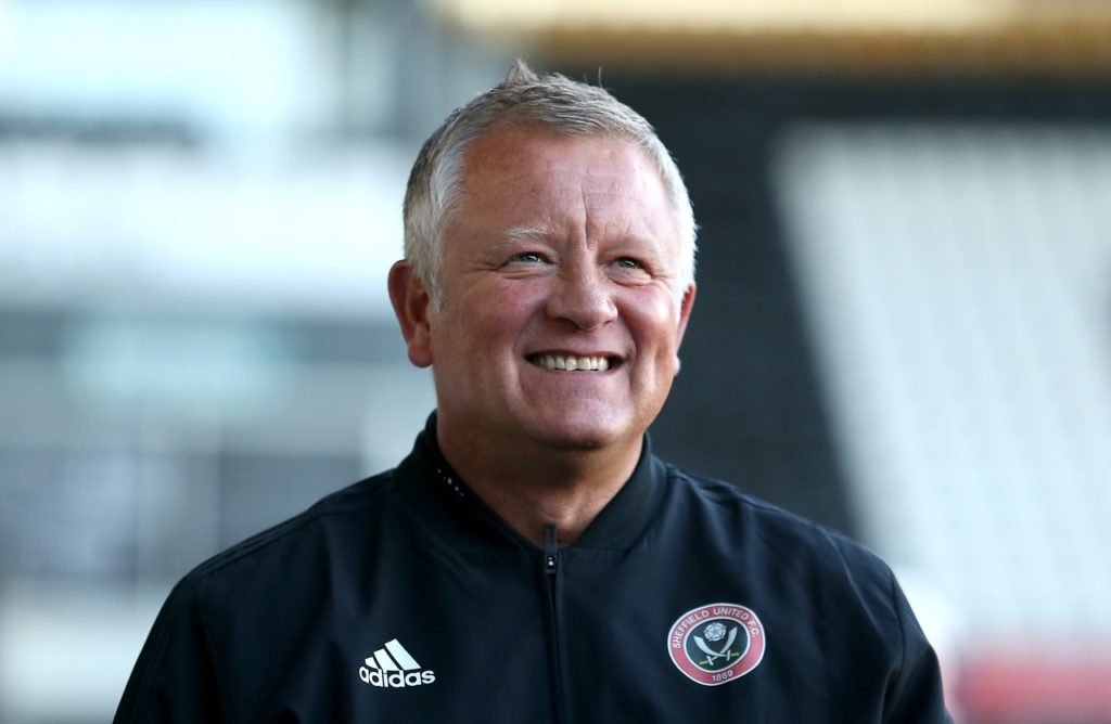 Sheffield United boss Chris Wilder praised his players for battling past 10-man Nottingham Forest in Saturday's clash at Bramall Lane.
