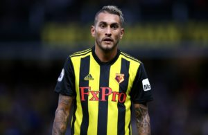Watford technical director Filippo Giraldi has suggested Roberto Pereyra could end up playing at a big club like Chelsea at some point in the future.