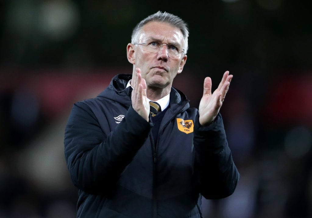 Adkins left frustrated as Hull lose at Middlesbrough