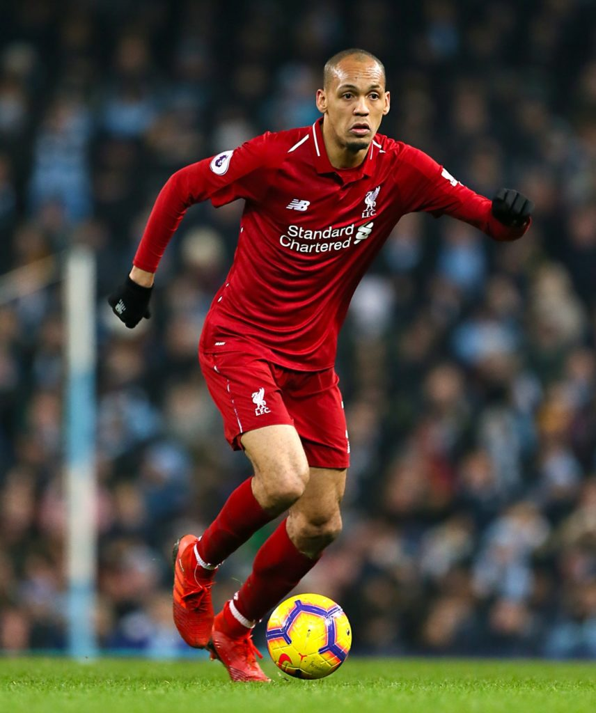 Liverpool boss Jurgen Klopp has given a positive injury update on Fabinho and indicated he should be okay for Huddersfield.