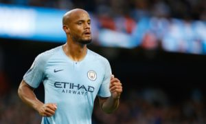 Manchester City defender Vincent Kompany says discussions over extending his stay at the club are 'not a priority' at the moment.