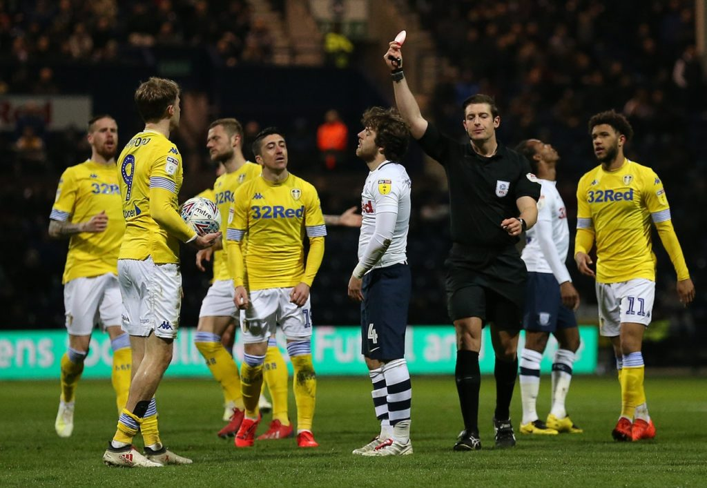 Preston midfielder Ben Pearson is back in contention for his side's home game against Sheffield Wednesday following suspension.