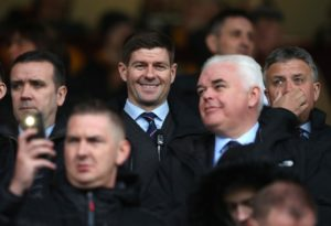 Steven Gerrard has warned he does not have a 'magic wand' to transform Rangers into the dominant force in Scottish football.