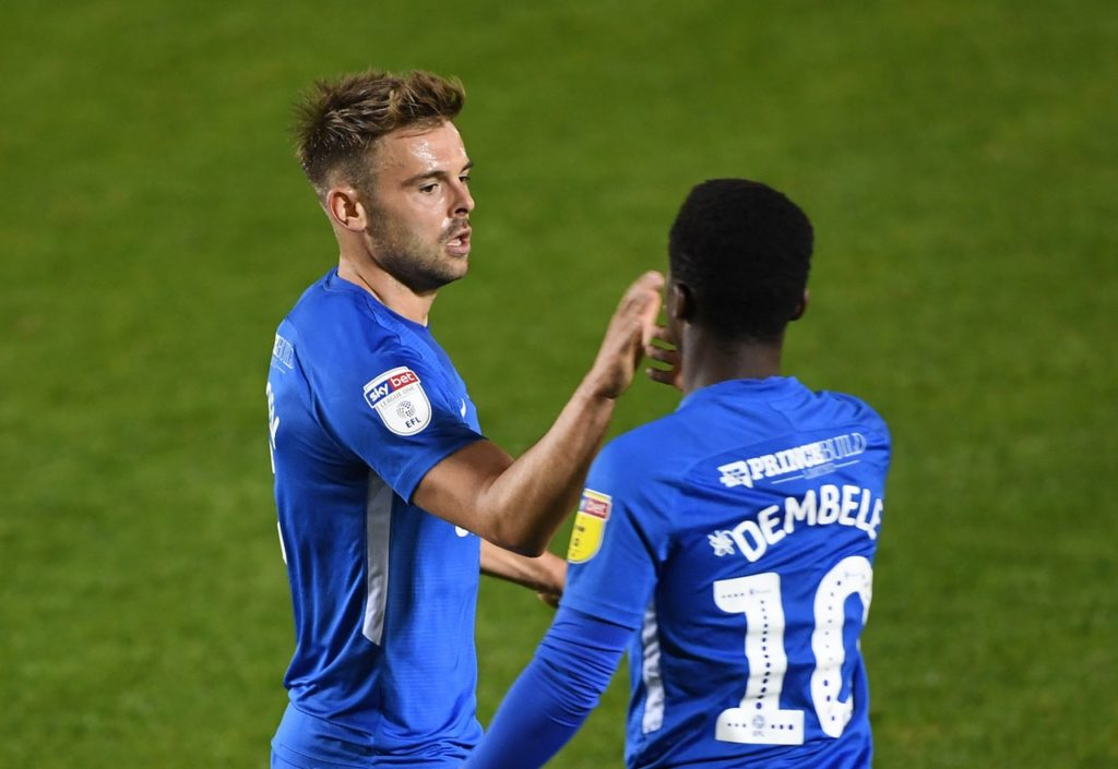 A late Matt Godden equaliser gave Peterborough a dramatic 1-1 draw against Sunderland to dent the Black Cats' promotion hopes.
