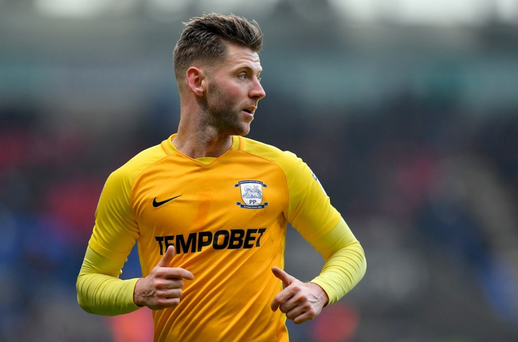 Preston are hoping Paul Gallagher will ease their injury problems at home to relegated Ipswich.