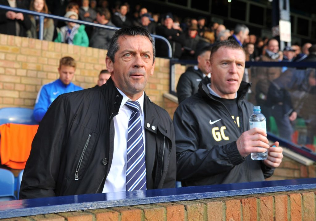 Bristol Rovers manager Graham Coughlan admitted he felt a 'lucky man' following his side's goalless draw away to Coventry City.