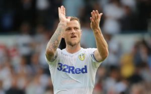 Marcelo Bielsa says he is hopeful Liam Cooper has avoided a serious injury after pulling out of their game late on Saturday.