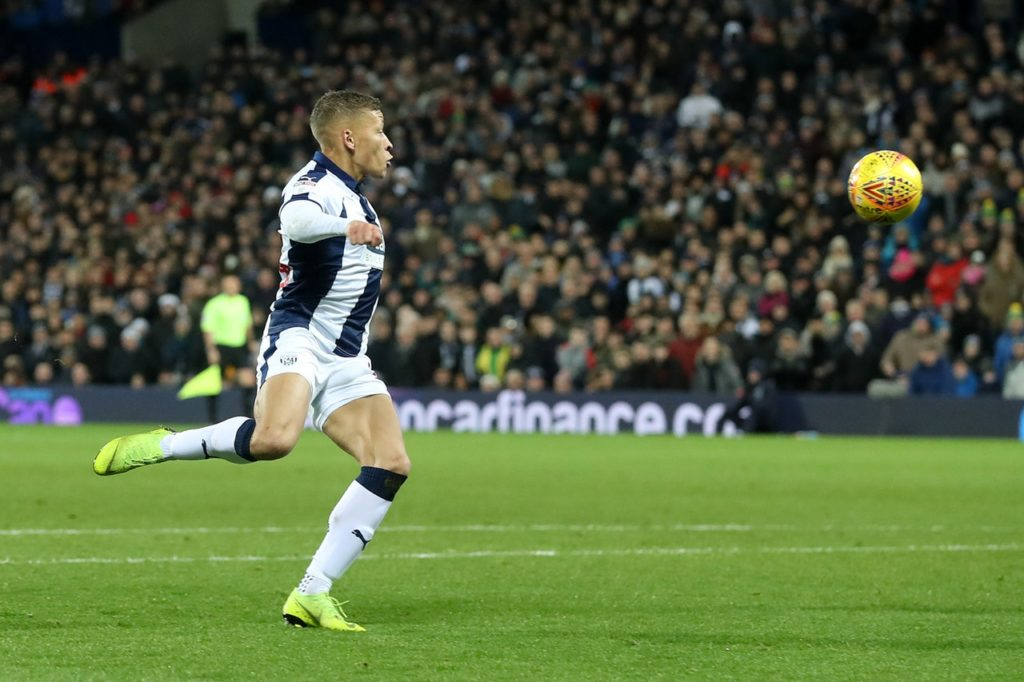 West Brom caretaker manager Jimmy Shan hailed striker Dwight Gayle after his brace in the 3-2 Sky Bet Championship win over Hull.