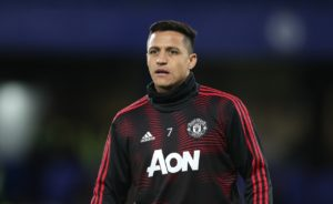 Alexis Sanchez could be in line for a surprise start when Manchester United take on Barcelona in the Nou Camp tonight.