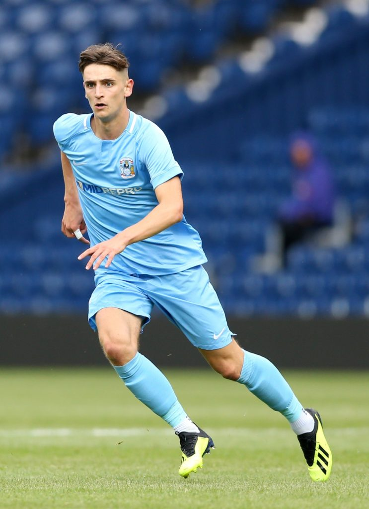 Coventry City's faint play-off hopes suffered a blow as they played out a goalless draw with relegation-threatened Bristol Rovers.