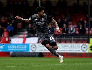 Leaders Lincoln hope Bruno Andrade and Danny Rowe will be available to face Cheltenham in what could be a promotion party.