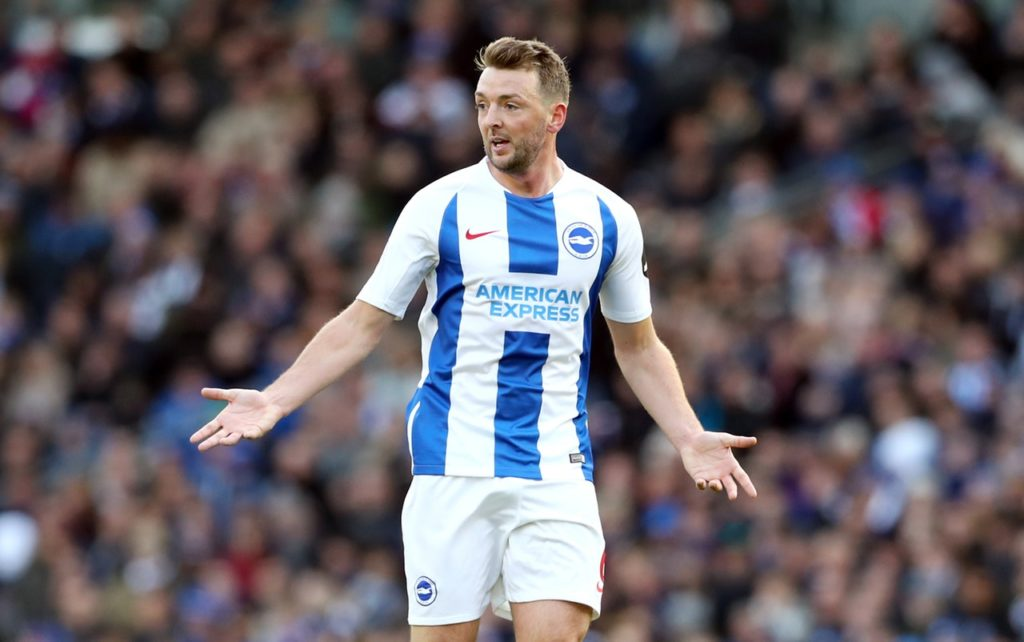 Brighton midfielder Dale Stephens says it is vital they provide a threat to Manchester City in the FA Cup semi-final this weekend.