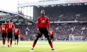 Ole Gunnar Solskjaer admitted fortune smiled on Manchester United as they scraped a 2-1 win over West Ham on Saturday.