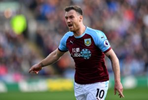 Burnley striker Chris Wood believes team-mate Ashley Barnes could offer something different for England.