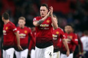 Manchester United will make changes in defence against Manchester City after Phil Jones was ruled out through injury.