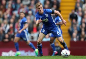 Birmingham will be without Maikel Kieftenbeld when they host promotion-chasing Sheffield United.