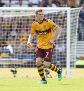 Chris Cadden discovered Friday nights out were not all they are cracked up to be during a difficult four-month absence from the Motherwell first team.