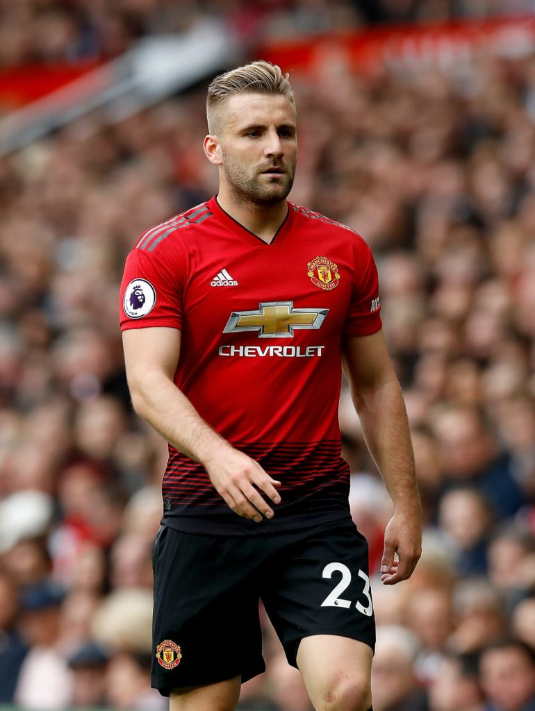 Manchester United will be without suspended duo Luke Shaw and Ashley Young for Saturday's Premier League home clash with West Ham.