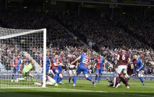 Hearts booked their place in the William Hill Scottish Cup final with a comfortable 3-0 win over Championship side Inverness at Hampden Park